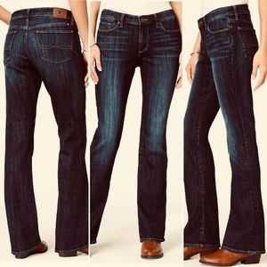LUCKY BRAND NWOT Sweet N Low Denim Jeans